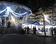Cannes Christmas Market