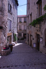 Medieval Town Loup Valley