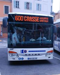 Cannes Regional Bus Guide