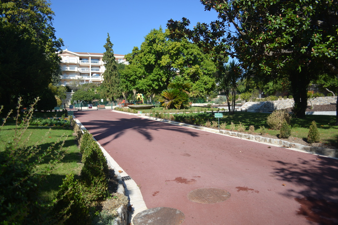 Parks in Cannes