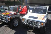 Hire a Hummer in Cannes